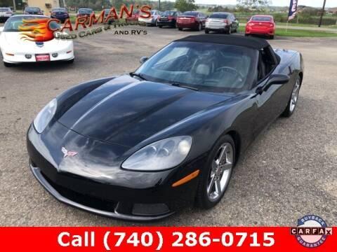 2007 Chevrolet Corvette for sale at Carmans Used Cars & Trucks in Jackson OH