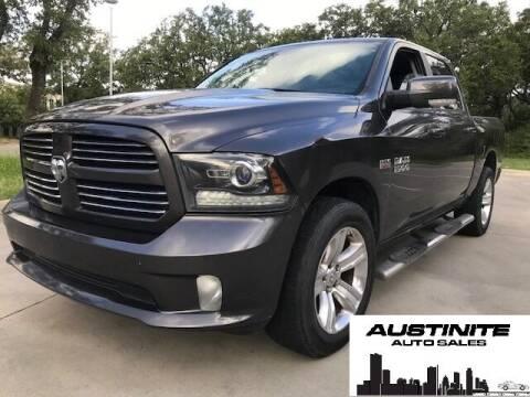 2014 RAM Ram Pickup 1500 for sale at Austinite Auto Sales in Austin TX