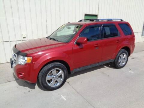 2011 Ford Escape for sale at De Anda Auto Sales in Storm Lake IA