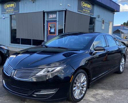 2013 Lincoln MKZ for sale at CAR VIPS ORLANDO LLC in Orlando FL