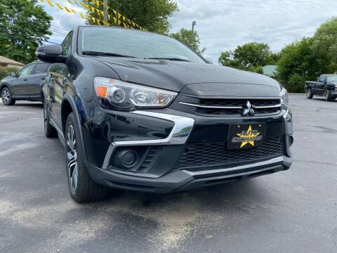 2018 Mitsubishi Outlander Sport for sale at Auto Exchange in The Plains OH