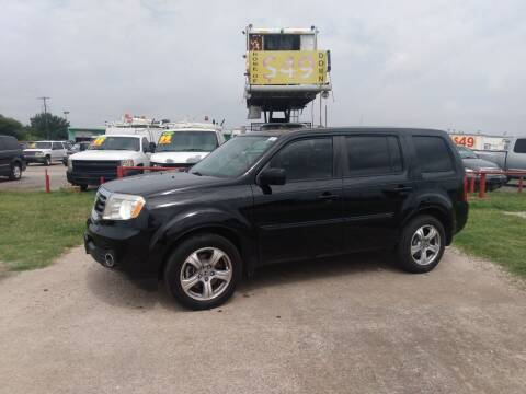 2013 Honda Pilot for sale at USA Auto Sales in Dallas TX