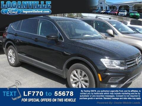 2018 Volkswagen Tiguan for sale at Loganville Quick Lane and Tire Center in Loganville GA