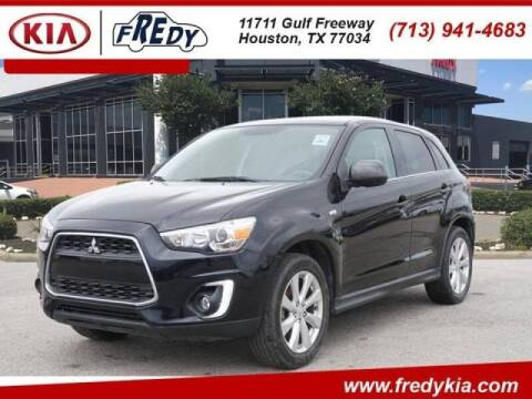 2015 Mitsubishi Outlander Sport for sale at FREDYS CARS FOR LESS in Houston TX