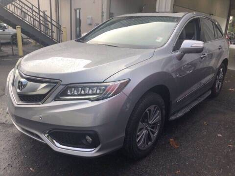2017 Acura RDX for sale at Summit Credit Union Auto Buying Service in Winston Salem NC
