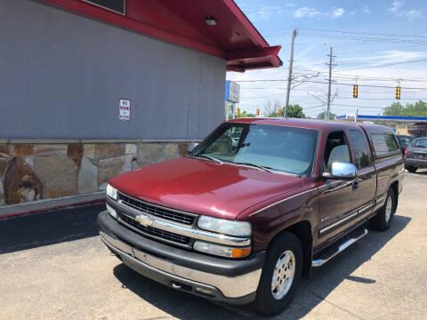 2002 Chevrolet Silverado 1500 for sale at Drive Max Auto Sales in Warren MI