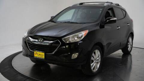 2013 Hyundai Tucson for sale at AUTOMAXX MAIN in Orem UT