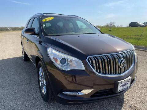 2015 Buick Enclave for sale at Alan Browne Chevy in Genoa IL