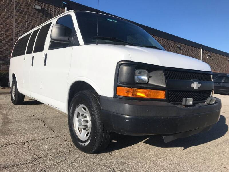 2008 Chevrolet Express Passenger for sale at Classic Motor Group in Cleveland OH