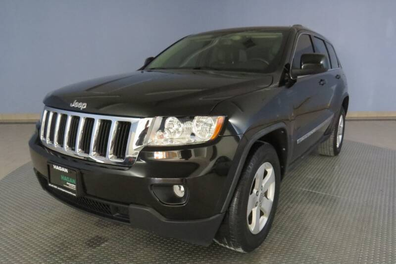 2012 Jeep Grand Cherokee for sale at Hagan Automotive in Chatham IL