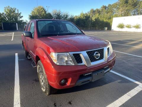 2017 Nissan Frontier for sale at CU Carfinders in Norcross GA