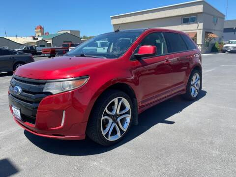 2011 Ford Edge for sale at Auto Image Auto Sales Chubbuck in Chubbuck ID