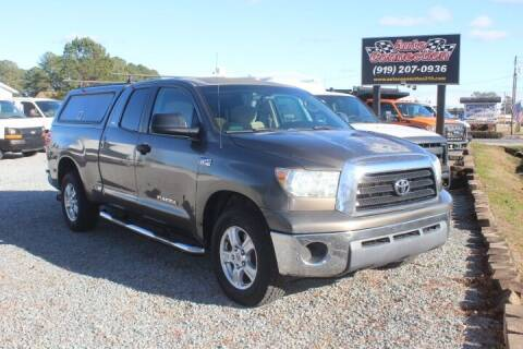 2007 Toyota Tundra for sale at Vehicle Network - Auto Connection 210 LLC in Angier, NC