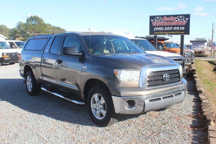 2007 Toyota Tundra for sale at Auto Connection 210 LLC in Angier NC