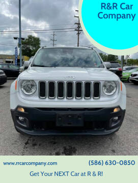 2015 Jeep Renegade for sale at R&R Car Company in Mount Clemens MI