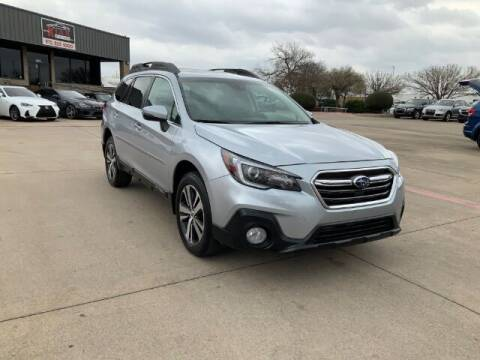 2019 Subaru Outback for sale at KIAN MOTORS INC in Plano TX