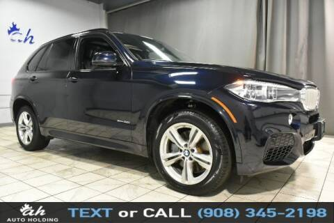 2018 BMW X5 for sale at AUTO HOLDING in Hillside NJ