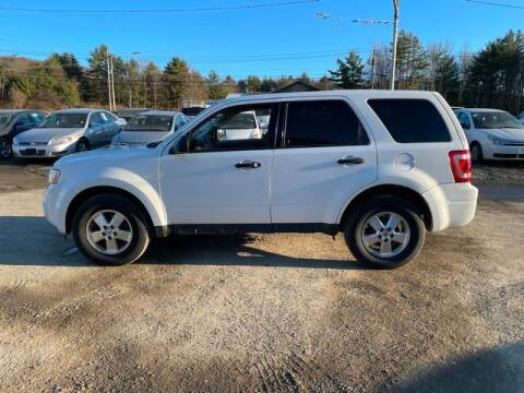 2012 Ford Escape for sale at Upstate Auto Sales Inc. in Pittstown NY