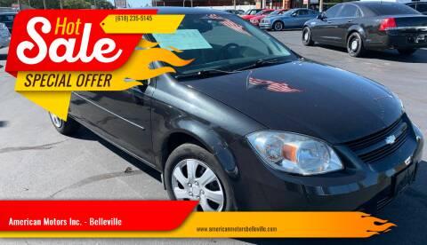 2010 Chevrolet Cobalt for sale at American Motors Inc. - Belleville in Belleville IL