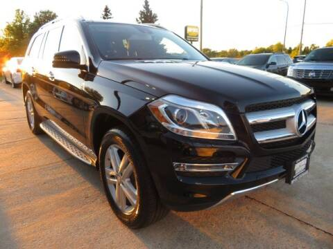 2015 Mercedes-Benz GL-Class for sale at Import Exchange in Mokena IL