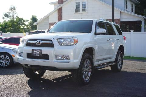 2012 Toyota 4Runner for sale at HD Auto Sales Corp. in Reading PA