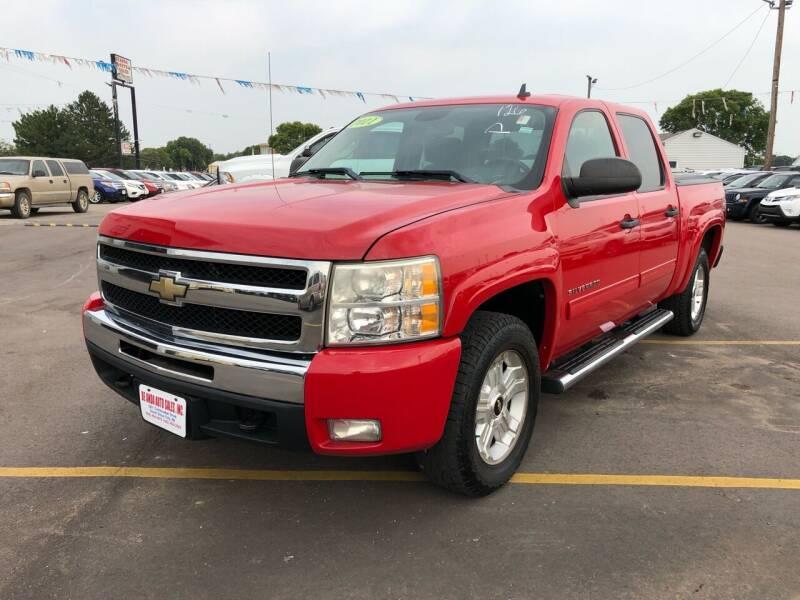 2011 Chevrolet Silverado 1500 for sale at De Anda Auto Sales in South Sioux City NE