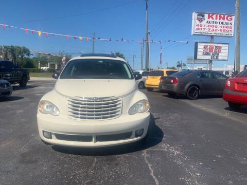 2007 Chrysler PT Cruiser for sale at King Auto Deals in Longwood FL