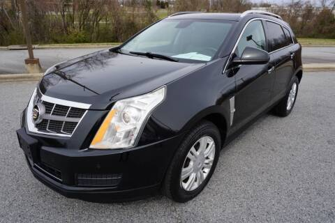 2012 Cadillac SRX for sale at Modern Motors - Thomasville INC in Thomasville NC