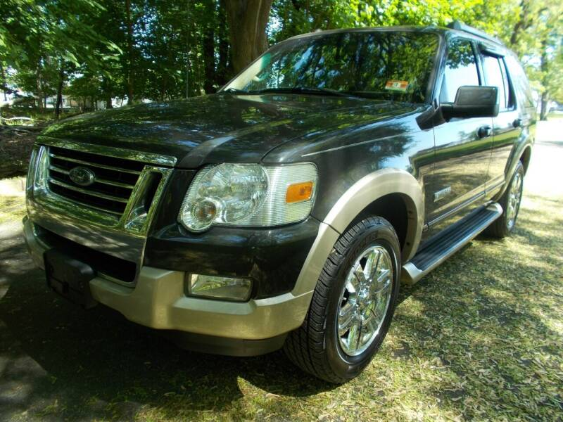 2007 Ford Explorer for sale at Mercury Auto Sales in Woodland Park NJ