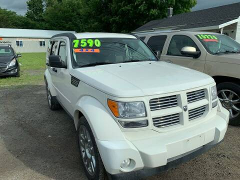 2010 Dodge Nitro for sale at SMS Motorsports LLC in Cortland NY