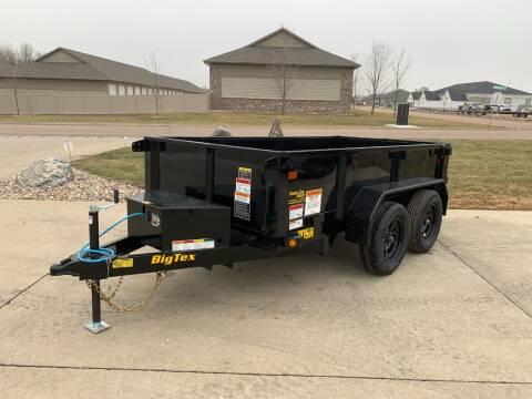 2021 Big Tex 70SR-10 Dump Box #6154 for sale at Prairie Wind Trailers, LLC in Harrisburg SD