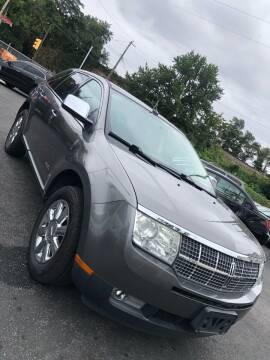 2009 Lincoln MKX for sale at GM Automotive Group in Philadelphia PA