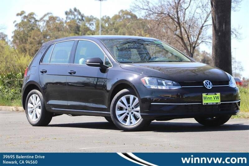 2021 Volkswagen Golf for sale in Newark, CA
