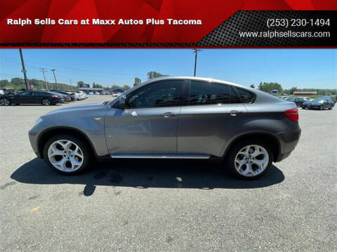 2009 BMW X6 for sale at Ralph Sells Cars at Maxx Autos Plus Tacoma in Tacoma WA