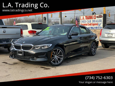 2020 BMW 3 Series for sale at L.A. Trading Co. Woodhaven in Woodhaven MI