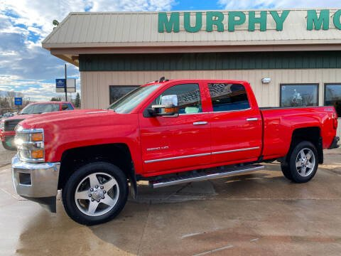 2017 Chevrolet Silverado 2500HD for sale at Murphy Motors Next To New Minot in Minot ND