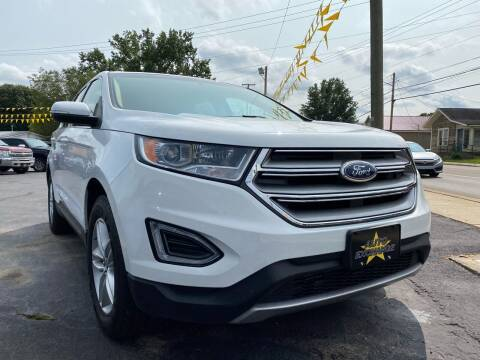 2017 Ford Edge for sale at Auto Exchange in The Plains OH