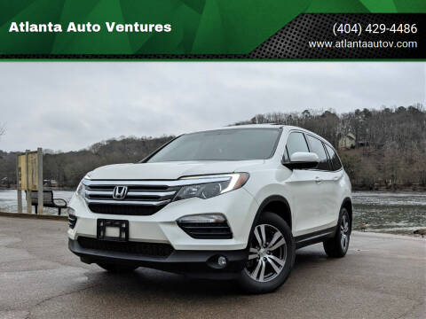 2018 Honda Pilot for sale at Atlanta Auto Ventures in Roswell GA