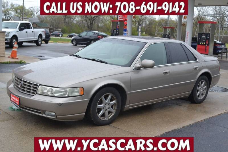 2003 Cadillac Seville for sale at Your Choice Autos - Crestwood in Crestwood IL