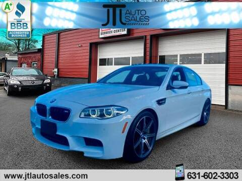 2014 BMW M5 for sale at JTL Auto Inc in Selden NY