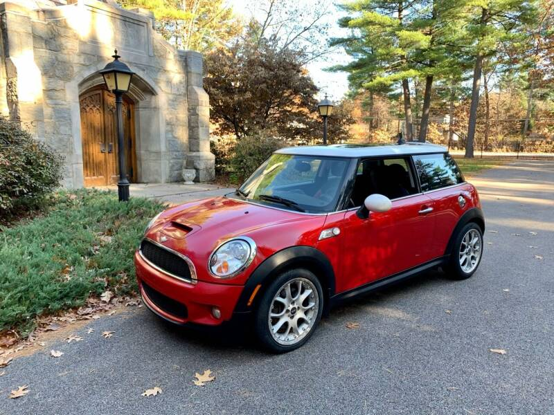 2007 MINI Cooper for sale at ds motorsports LLC in Hudson NH
