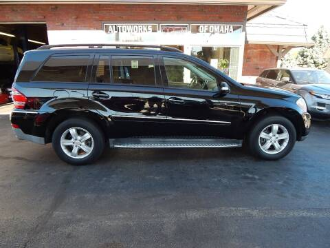 2008 Mercedes-Benz GL-Class for sale at AUTOWORKS OF OMAHA INC in Omaha NE