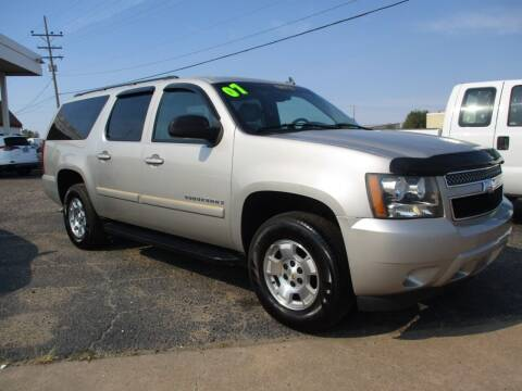 2007 Chevrolet Suburban for sale at Sunrise Auto Sales in Liberal KS
