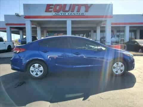 2017 Kia Forte for sale at EQUITY AUTO CENTER in Phoenix AZ
