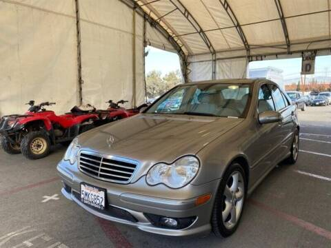 2005 Mercedes-Benz C-Class for sale at Boktor Motors in North Hollywood CA