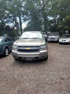 2012 Chevrolet Tahoe for sale at Nima Auto Sales and Service in North Charleston SC