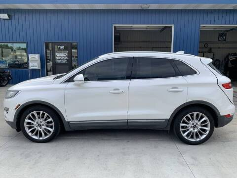 2015 Lincoln MKC for sale at Twin City Motors in Grand Forks ND