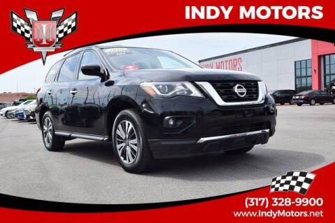 2018 Nissan Pathfinder for sale at Indy Motors Inc in Indianapolis IN