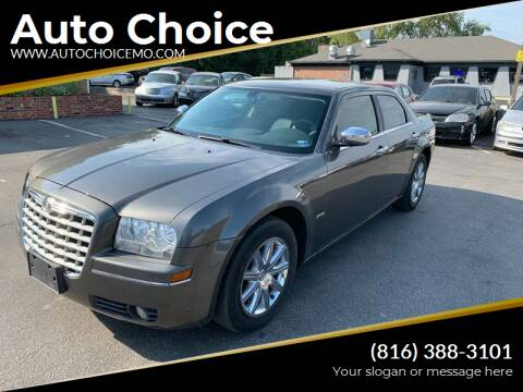 2010 Chrysler 300 for sale at Auto Choice in Belton MO