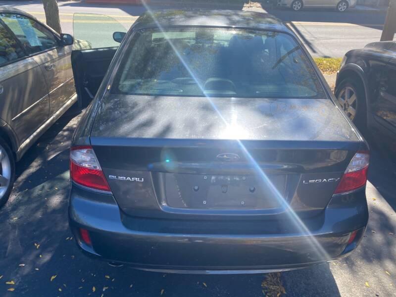 2009 Subaru Legacy AWD 2.5i Special Edition 4dr Sedan 4A - Bethlehem PA